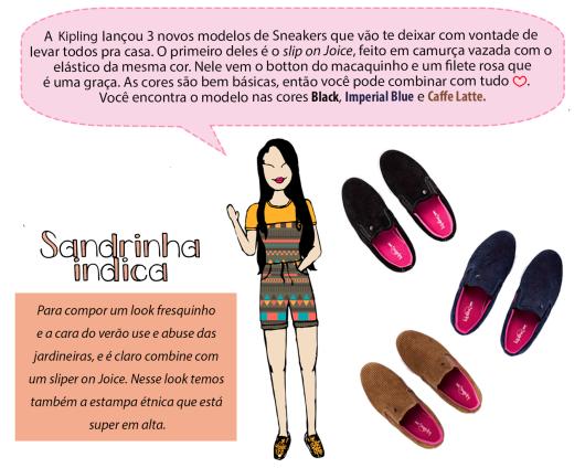 eba4698ad Confira os modelos da coleção Fun and Fresh e apaixone-se ...