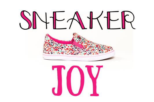 sneaker joy